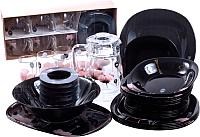 Набор столовой посуды Luminarc Angelique Rose N8124 -