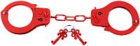 Наручники Pipedream Designer Metal Handcuffs / 15978 (красный) -