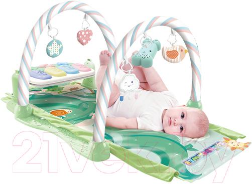 Купить Развивающий коврик Sundays, Музыкальный / 301178, Китай, текстиль
