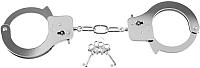 Наручники Pipedream Designer Metal Handcuffs / 15980 (серебристый) -