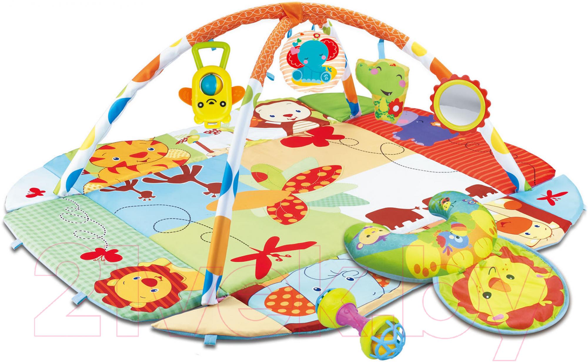 Купить Развивающий коврик Sundays, 212334, Китай, полиэстер