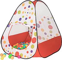 Детская игровая палатка Sundays 223420 (+50 шариков) -
