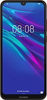 Смартфон Huawei Y6 2019 Dual Sim / MRD-LX1F (коричневый) -