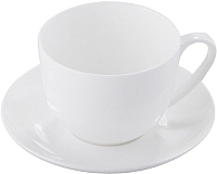 Чашка с блюдцем Home and You 34753-BIA-FIL -