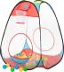 Детская игровая палатка Sundays 223417 (+70 шариков) -