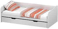 Двухъярусная кровать Polini Kids Fun 4200 (белый) -
