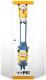 Шкаф Polini Kids Fun 1250 Миньоны угловой (желтый) -