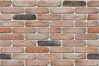 Декоративный камень Stone Mill Кирпич Лофтбрик угловой элемент ПГД-1-Л У103 (охра) -