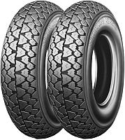 Мотошина универсальная Michelin S83 3.00R10 42J TL/TT -