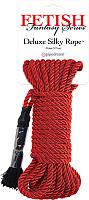 Фиксатор Pipedream Deluxe Silky Rope / 55358 (красный) -