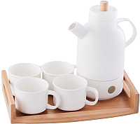 Набор для чая/кофе Home and You 34523-BIA-DZBAN -