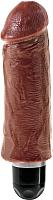Вибратор Pipedream Vibrating Stiffy / 63266 (коричневый) -