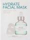 Маска для лица тканевая Dermal Shop Aloe Hydrate Facial Mask (25г) -
