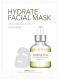 Маска для лица тканевая Dermal Shop Green Tea Hydrate Facial Mask (25г) -