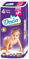 Подгузники Dada Extra Care Maxi 4 (50шт) -