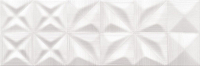 Плитка Opoczno Delicate Lines White Glossy Structure OP432-004-1 (750x250) -
