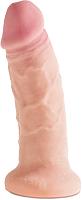 Фаллоимитатор Pipedream Dual Density Cock на присоске / 51814 -