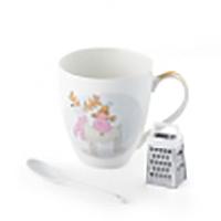 Набор для чая/кофе Home and You 41955-ROZ-KPLKU-BN -
