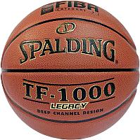 Баскетбольный мяч Spalding TF-1000 Legacy / 74-451Z (размер 6) -