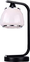 Настольная лампа РОССвет РС20598 BK+CR/1T -