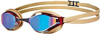 Очки для плавания ARENA Python Mirror 1E763 034 (Copper/Gold) -