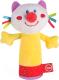 Развивающая игрушка Happy Baby Кот с пищалкой 330358 -