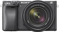 Беззеркальный фотоаппарат Sony a6400 + объектив SEL18135 / ILCE-6400MB -