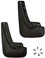 Комплект брызговиков Novline NLFD.52.37.E12 для Lada Vesta SW Cross (2шт, задние) -