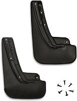 Комплект брызговиков Novline NLF.52.37.E12 для Lada Vesta SW Cross (2шт, задние) -