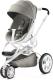 Детская прогулочная коляска Quinny Moodd (Grey Gravel) -