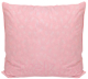 Подушка D'em Абдымкі 68x68 (розовый) -
