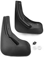 Комплект брызговиков Novline NLF.51.35.E10 для Volkswagen Jetta (2шт, задние) -