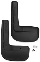 Комплект брызговиков Novline NLF.51.37.E10 для Volkswagen Polo (2шт, задние) -