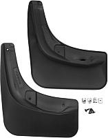Комплект брызговиков Novline NLF.51.21.E13 для Volkswagen Tiguan (2шт, задние) -