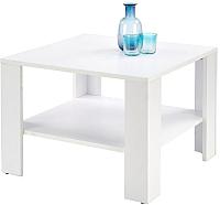 Журнальный столик Halmar Kwadro Kwadrat (белый) -