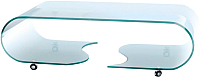Журнальный столик Halmar Penelope (прозрачное стекло) -