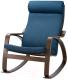 Кресло-качалка Ikea Поэнг 093.028.28 -