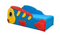 Кровать-тахта М-Стиль Немо аппликация с 2 сторон -