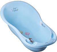 Ванночка детская Tega Лесная сказка/ FF-005-108 (голубой) -