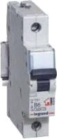 Выключатель автоматический Legrand TX3 1P B 16A 6kA 1M / 403972 -