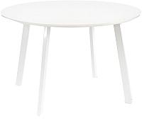Обеденный стол Halmar Elif (белый) -