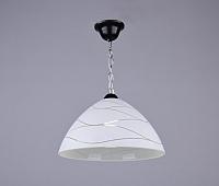 Потолочный светильник РОССвет РС20300 BK/1P -
