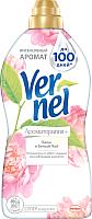 Ополаскиватель для белья Vernel Ароматерапия. Пион и белый чай (1.82) -