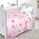 Детское постельное белье АртПостель Бусинка 922 (розовый) -