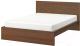 Двуспальная кровать Ikea Мальм 892.108.96 -