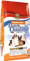 Корм для собак Fokker Dutch Quality Puppy Junior S/M / 6512 (20кг) -