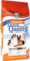 Корм для собак Fokker Dutch Quality Adult 23/10 / 6612 (20кг) -