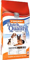 Корм для собак Fokker Dutch Quality Adult 28/16 / 6720 (20кг) -