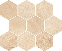 Мозаика Opoczno Sahara Desert Mosaic Hexagon OD358-013 (280x337) -