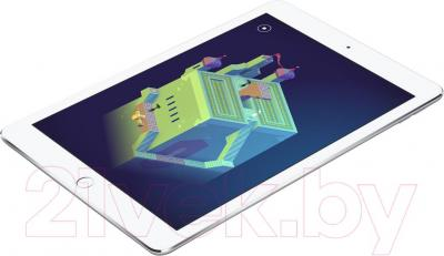 Планшет Apple iPad Air 2 64Gb 4G / MGHY2TU/A (серебристый) - общий вид